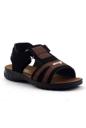 Gezer 9500 Günlük Cırtlı Erkek Çocuk Sandalet