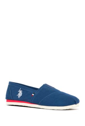 U.S Polo Assn. Y7Huff Kadın Ayakkabı