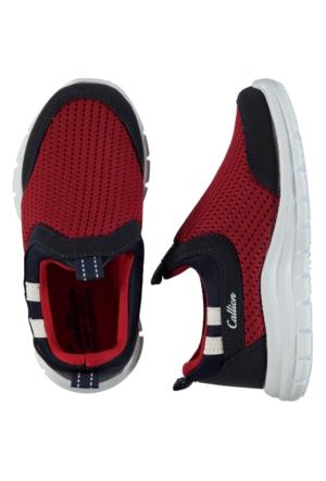 Mini Star Spor Ayakkabı Kırmızı