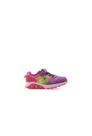 Pinkstep Mor Çocuk Günlük Ayakkabı 100252941