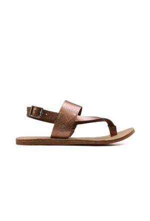 Timberland Kahverengi Kadın Sandalet A1Bbe