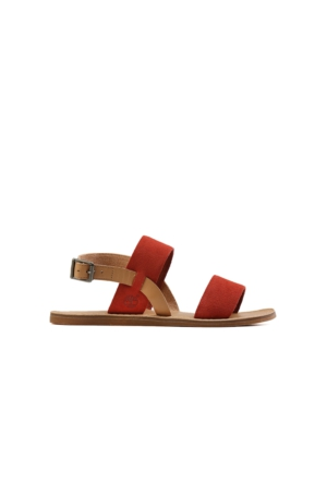 Timberland Kırmızı Kadın Sandalet A1G4B