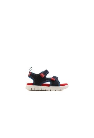 Timberland Lacivert Çocuk Sandalet A1Ln6