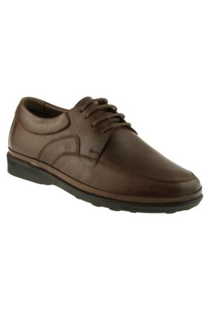 Alisolmaz 503 Bağlı Günlük Kahverengi Erkek Ayakkabı
