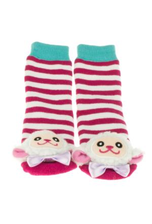 Twigy L0752 Tw Woly Ev Çorap Çocuk Panduf