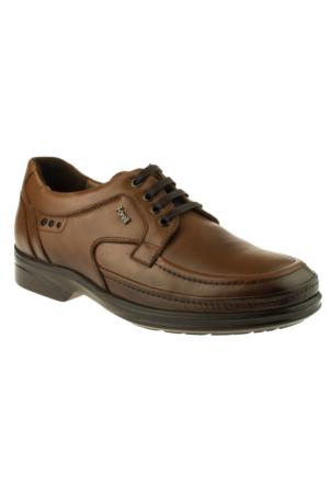 Forelli 11014 Atom Bağlı Comfort Taba Erkek Ayakkabı