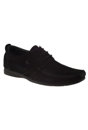 Greyder 65985 Comfort Siyah Erkek Ayakkabı