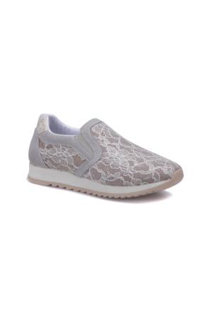 Butigo Bss16220 Z1684 Bej Kadın Sneaker Ayakkabı