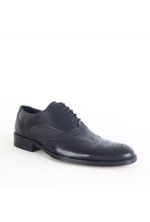 Burç 2501 Klasik Erkek Ayakkabı Siyah