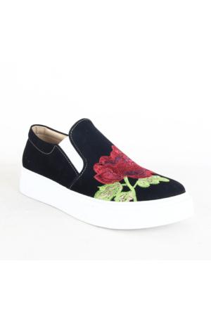 Witty 201 Bayan Günlük Ayakkabı Siyah