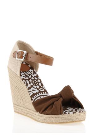 Pedro Camino Weekend Kadın Günlük Ayakkabı 22349 Kahverengi