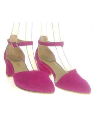 Altuğ 8112 Kadın Klasik Topuklu Ayakkabı