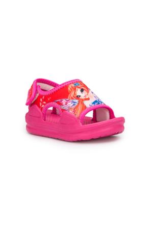 Winx Tens Kırmızı Kız Çocuk Basic Sandalet