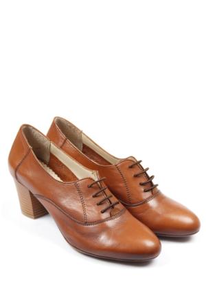 Gön Deri Kadın Ayakkabı 23236