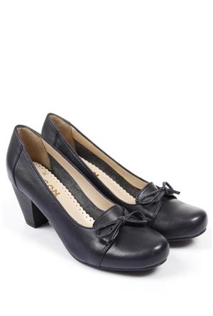 Gön Deri Kadın Ayakkabı 21268