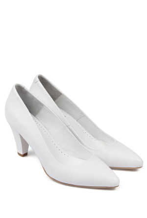 Gön Deri Kadın Ayakkabı 22363