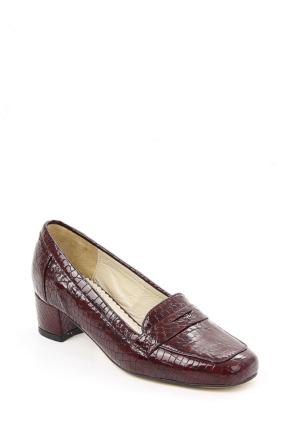 Gön Deri Kadın Ayakkabı 22337
