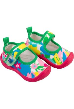Tuc Tuc Kız Çocuk Lycra Deniz Ayakkabısı Coconut Sarı