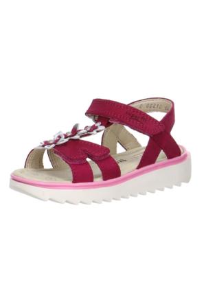 Super Fit Kız Çocuk Sandalet Elly 210.64 Bordo