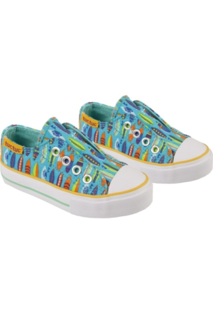 Tuc Tuc Çocuk Canvas Ayakkabı Surf Mavi
