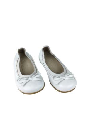 4KidSteps Kız Çocuk Ayakkabı Beyaz