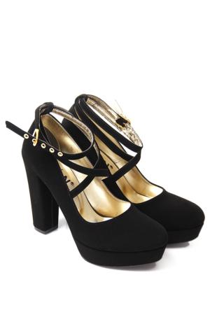 Gön Kadın Abiye Ayakkabı 45608