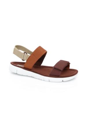 Camper Oruga Kadın Kahverengi Sandalet K200355.001