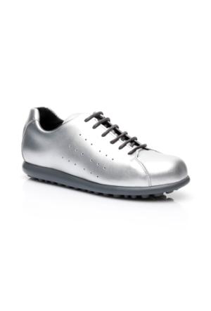 Camper Pelotas Xlite Kadın Gumus Sneaker K200458.006