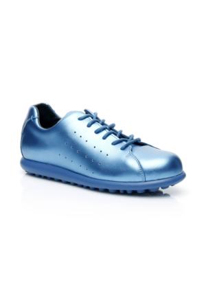 Camper Pelotas Xlite Kadın Mavi Sneaker K200458.007