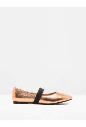 Koton Kadın Bağcıksız Ayakkabı Pembe