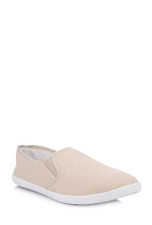 DeFacto Erkek Basic Enjeksiyon Ayakkabı Bej