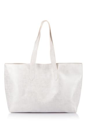 DeFacto Kadın Büyük Çanta Beyaz