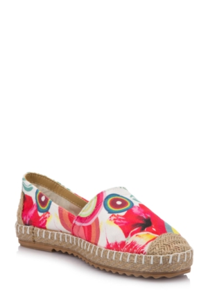 DeFacto Kadın Desenli Ayakkabı Pembe