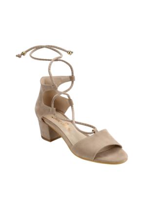 Ayakkabı - Bej - Zenneshoes