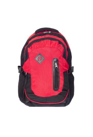 Hi-Bag Sırt Çantası HCSRT220 Kırmızı