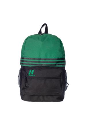 Hi-Bag Sırt Çantası HCSRT40 Yeşil