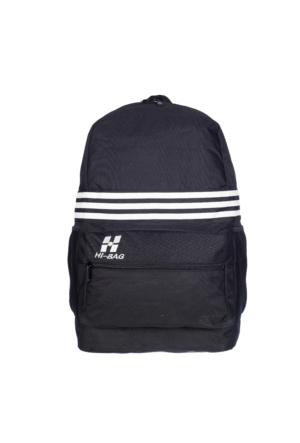 Hi-Bag Sırt Çantası HCSRT40 Siyah