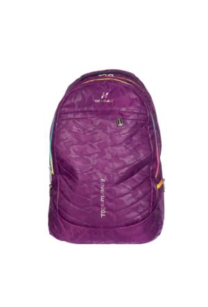 Hi-Bag Sırt Çantası HCSRT50 Mor