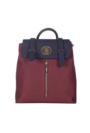 U.S. Polo Assn. Sırt Çantası US9062 Bordo