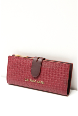 U.S. Polo Assn. Kadın K7Us17702 Cüzdan Kırmızı
