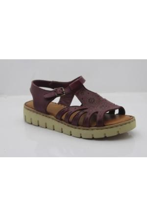Floor Ydo 783 Kadın Günlük Sandalet
