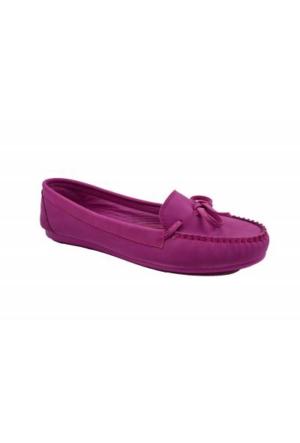 Mami 017 Bayan Tımbır Babet Ayakkabı