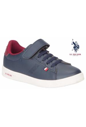 U.S. Polo Assn. 7F Franco Çocuk Günlük Ayakkabı