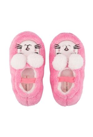Defacto Kız Çocuk Ev Ayakkabısı H6296A417Aupn201