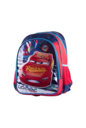 Cars 88954 Lacivert Erkek Çocuk Okul Çantası