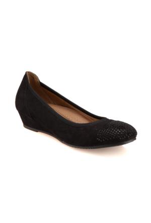 Errica Pablo F16029 Siyah Kadın Ayakkabı