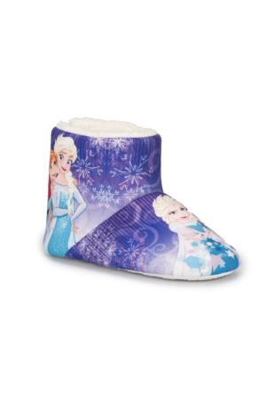 Frozen Lash Mor Kız Çocuk Panduf