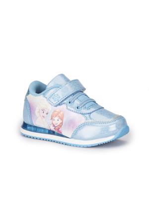 Frozen Lou Mavi Kız Çocuk Ayakkabı