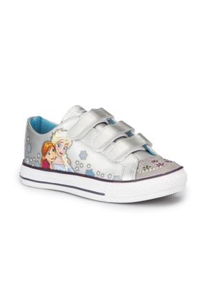 Frozen Shery Gümüş Kız Çocuk Ayakkabı