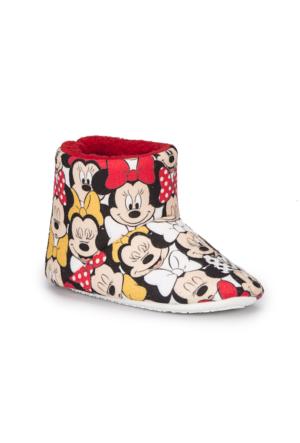 Mickey Mouse Lary Çok Renkli Kız Çocuk Panduf